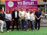 Outlet 2017 en Zona Mesa y López Inauguración