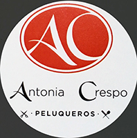 Logo Peluquería Antonia Crespo - Asociación Zona Comercial Mesa y López