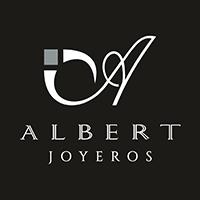 LOGO ALBERT JOYEROS - Asociación Zona Mesa y López - ALBERTO ORTIZ