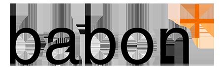 LOGO - BABON - Asociación Zona Comercial Mesa y López