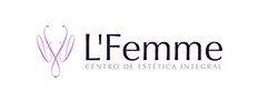 LOGO CENTRO L'FEMME Estética - Asociación Zona Comercial Mesa y López