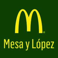 LOGO MCDONALDS - Asociación Zona Comercial Mesa y López