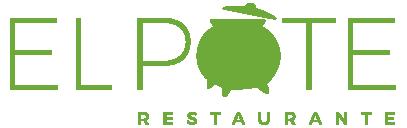 LOGO RESTAURANTE EL POTE - Asociación Zona Comercial Mesa y López