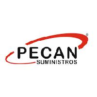 logo PECAN SUMINISTROS,S.L. -Asociación Zona Comercial Mesa y López