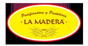la-madera-panificadora-y-pasteleria-logo - Asociación Zona Comercial Mesa y López