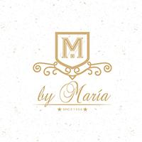 M by María. logo - Asociación Zona Comercial Mesa y López