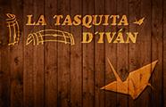 logo la tasquita de ivan - Zona Mesa y López