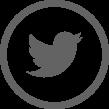 Icono Twitter - zona Comercial Mesa y López