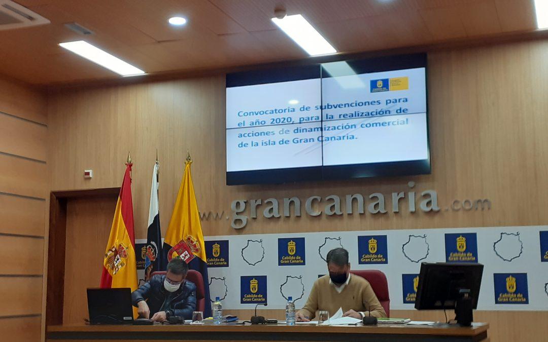 Zona Mesa y López, en la convocatoria de subvenciones para la dinamización comercial en Gran Canaria