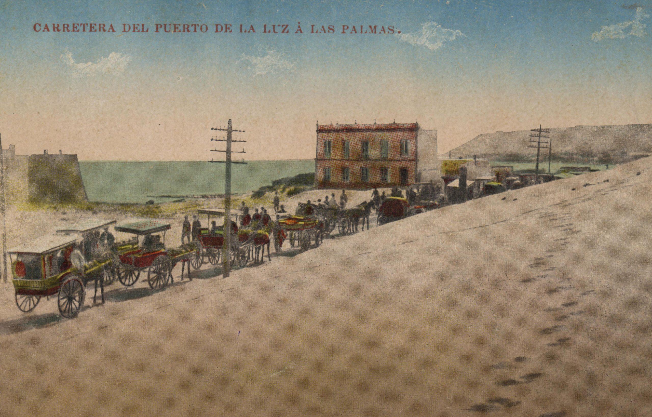 Puerto de la Luz en Zona Mesa y López