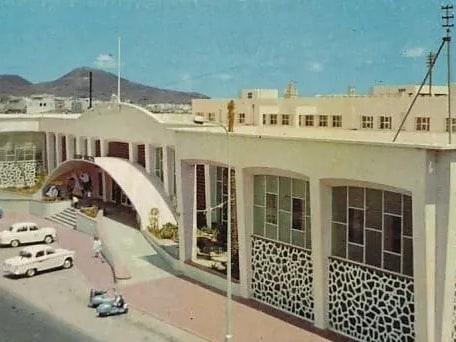 Fachada Mercado Central Zona Mesa y López