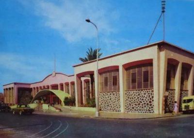 Fachada Mercado siglo XX