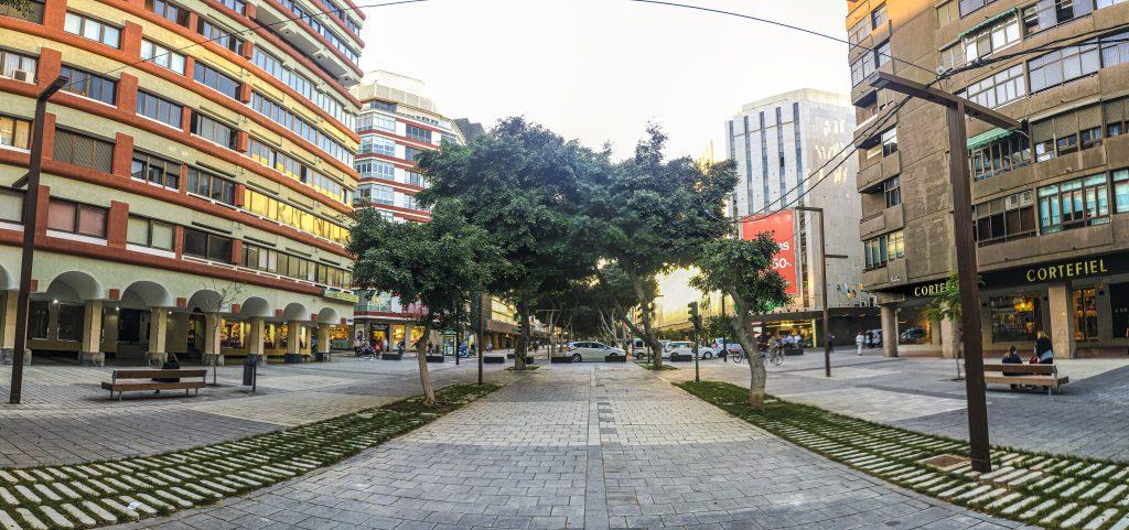 Renovación urbanística de Zona Mesa y López