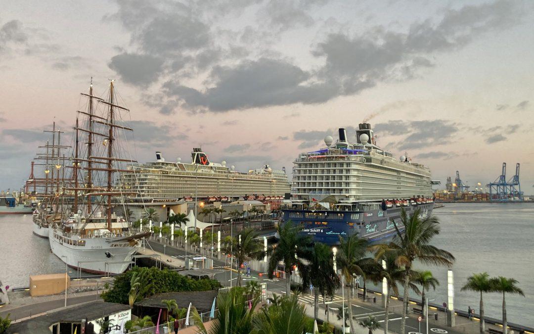 Cruceros en enero