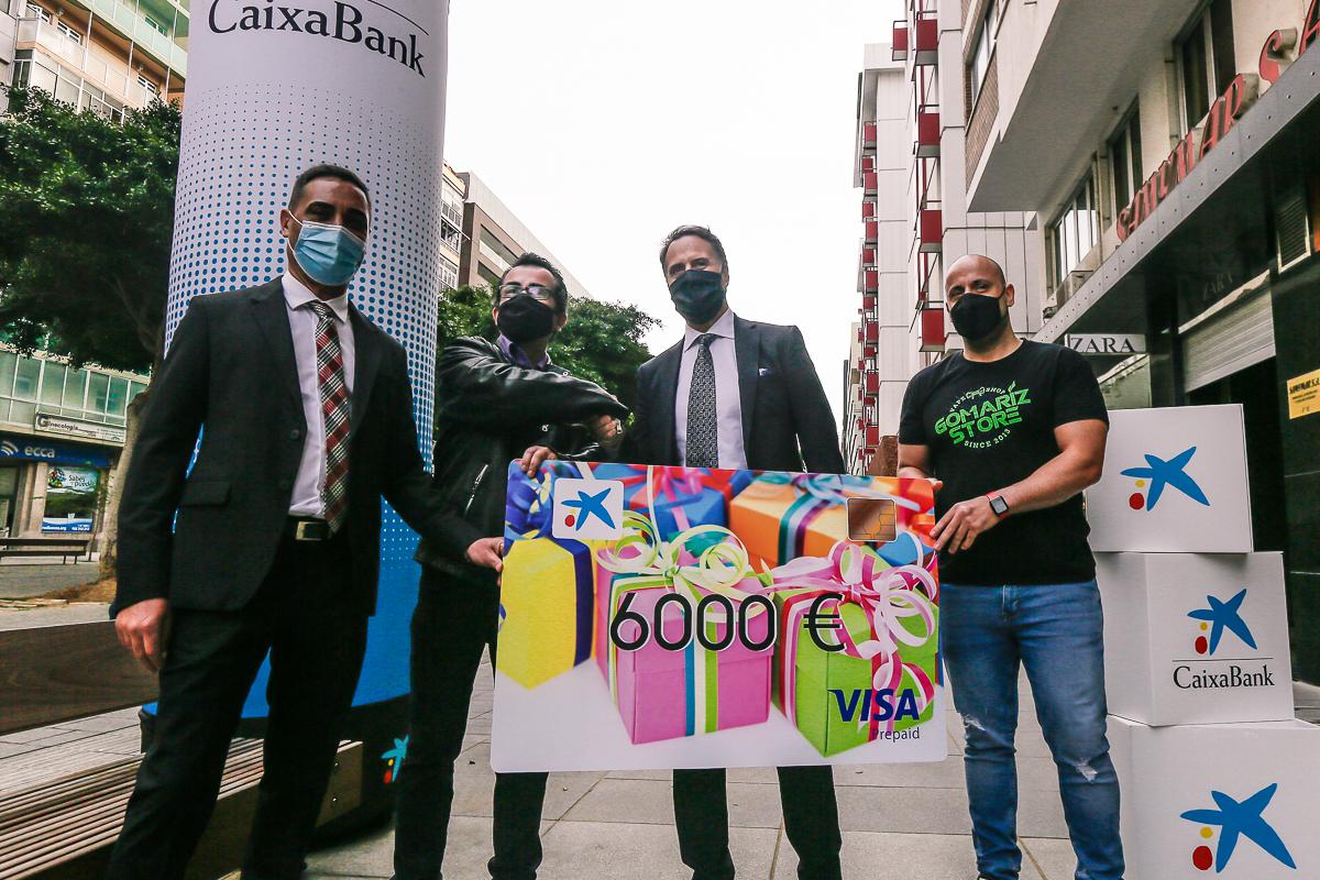 Asociación mesa y lópez entrega de premio 6.000 euros