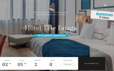 Hotel THe Fataga & Centro de Negocios: ¡De vuelta a la actividad!