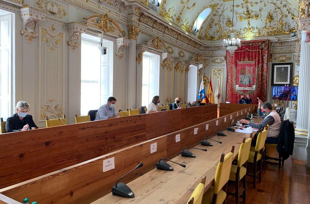 Zona Mesa y López aplaude la supresión de tasas municipales por parte del Ayuntamiento de Las Palmas de Gran Canaria