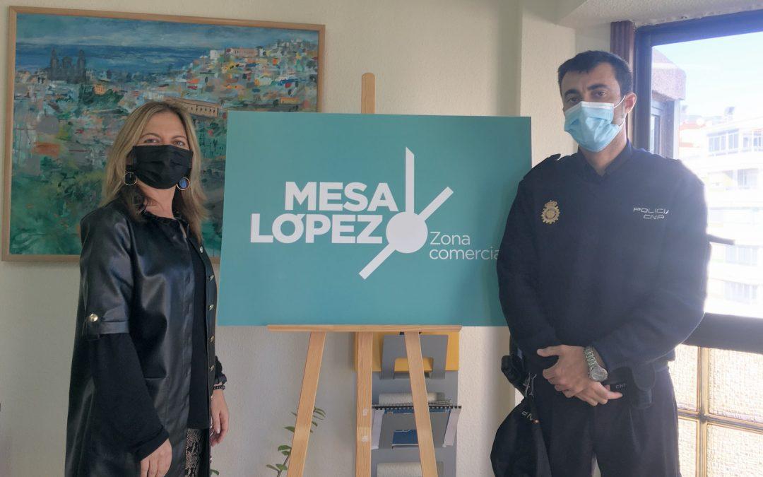 Zona Mesa y López reclama una mayor presencia policial en el entorno