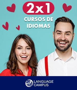 Oferta San Valentín Language Campus