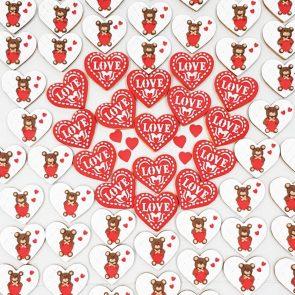 Oferta San Valentín Gelizia