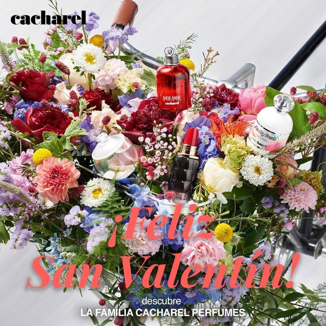 Oferta San Valentín Perfumería Sabina