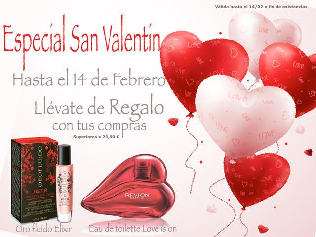 Oferta San Valentín CentroBell