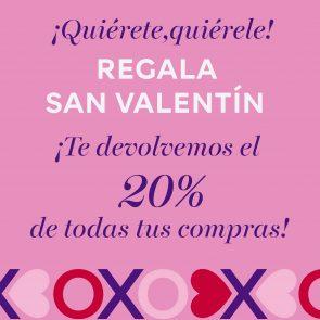 Oferta San Valentín Marks & Spencer
