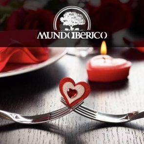 Oferta San Valentín Mundo Ibérico
