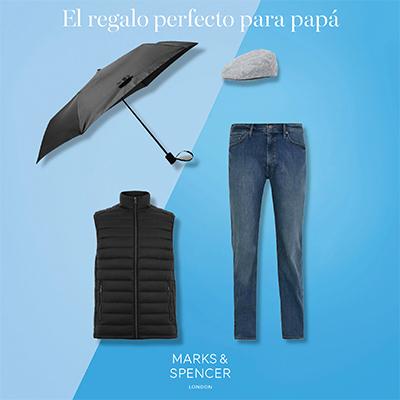Día del Padre en Marks & Spencer