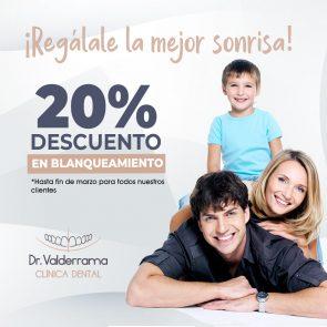 Día del Padre en Clínica dental Dr. Valderrama