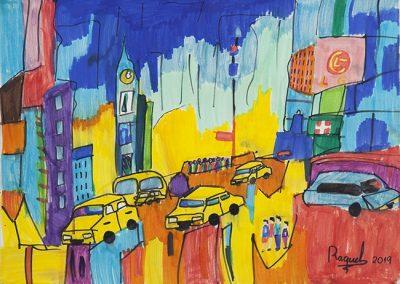 Decimoctavo Premio Concurso Pintura Rápida
