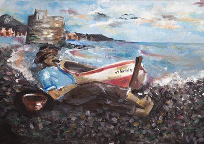 Decimoquinto Premio Concurso Pintura Rápida