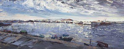Noveno Premio Concurso Pintura Rápida