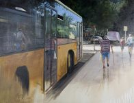 Duodécimo Premio Concurso Pintura Rápida