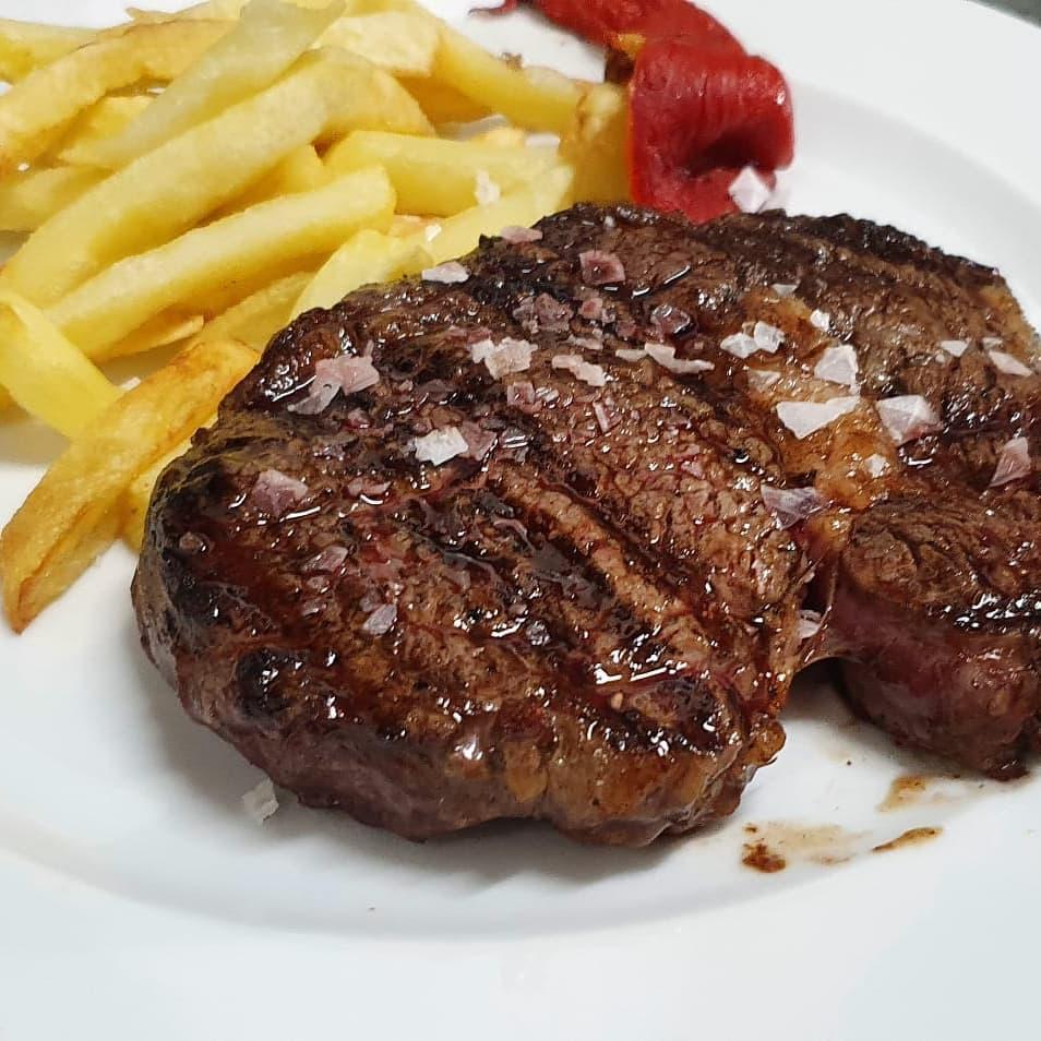 Carne argentina en el Buho Tuerto