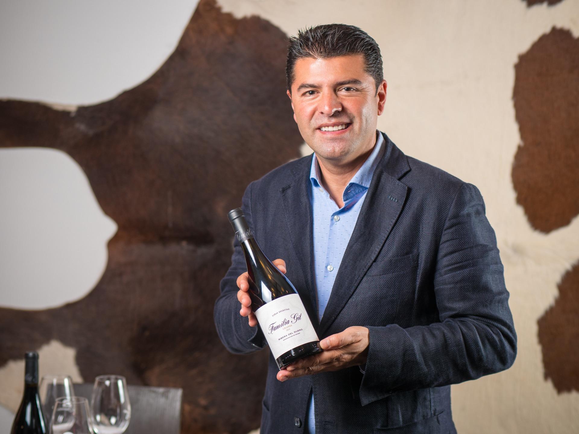Mario Gil en El Churrasco Restaurante CEO del grupo M&M restauración en Zona Mesa y López