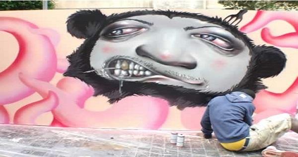 Muestra de Arte Urbano
