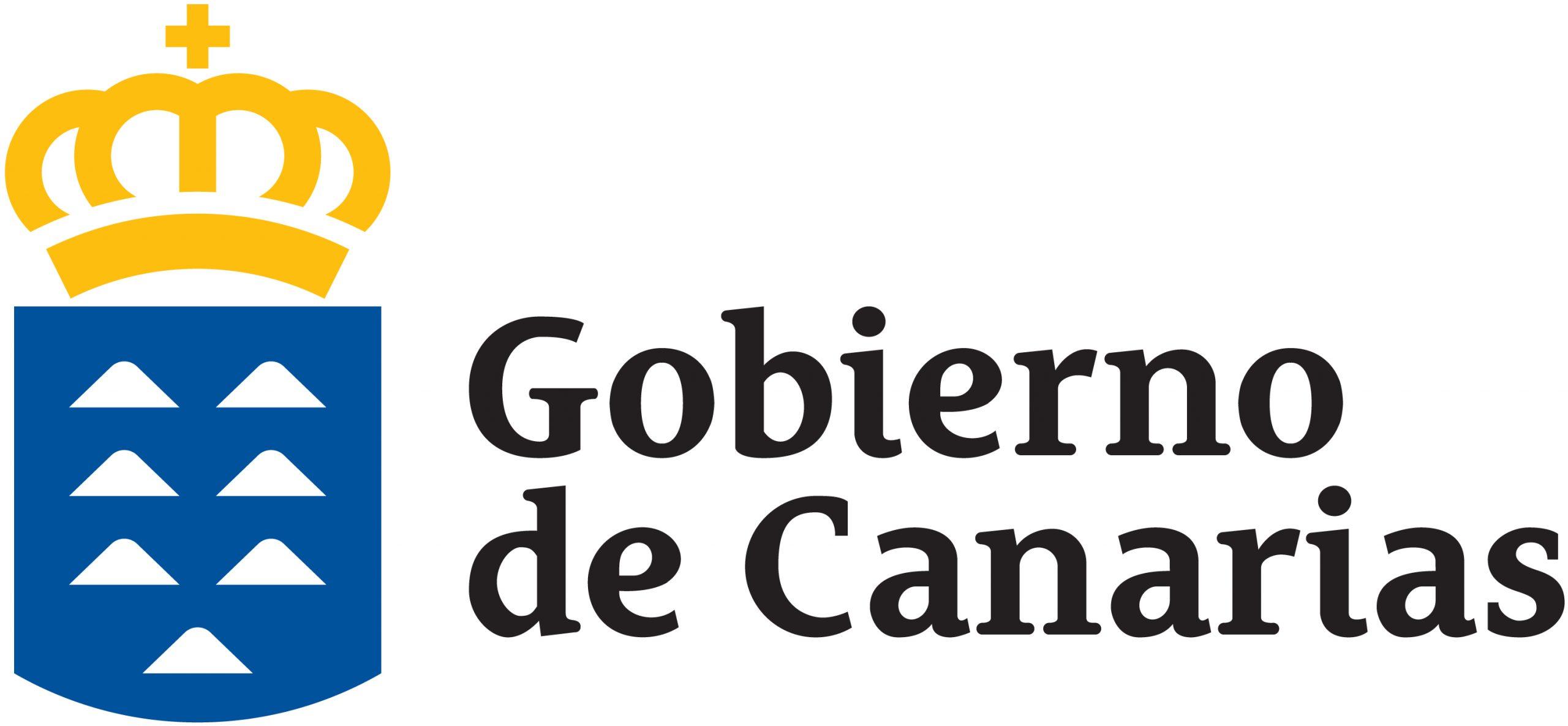 Logo Gobierno de Canarrias