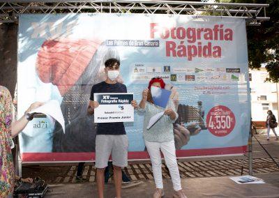 Premio Banco Sabadell en el concurso de fotografía Las Palmas de Gran Canaria