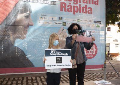 Premio Albert Joyeros en el concurso de fotografía Las Palmas de Gran Canaria