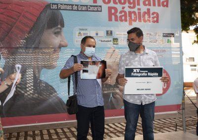 Premio mejor serie Centro de Arte La Regenta en el concurso de fotografía Las Palmas de Gran Canaria