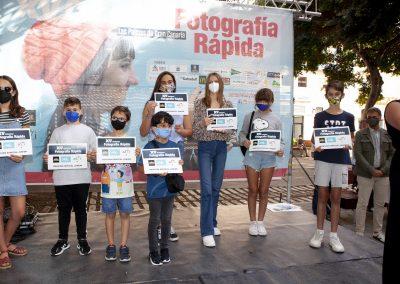 Menciones Junior en el concurso de fotografía Las Palmas de Gran Canaria