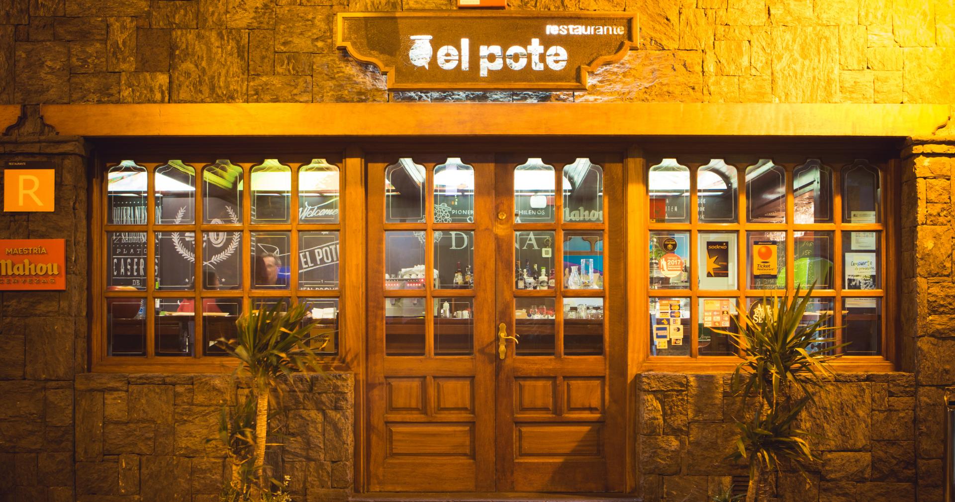 El Pote, toda una vida alegrando a los paladares en Las Palmas de GC