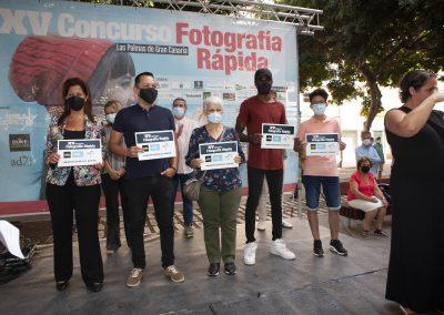 Menciones especiales Senior en el concurso de fotografía Las Palmas de Gran Canaria