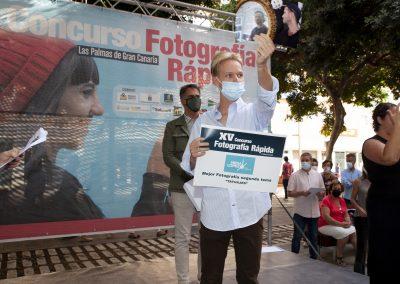 Premio Asociación Zona Mesa y López en el concurso de fotografía Las Palmas de Gran Canaria