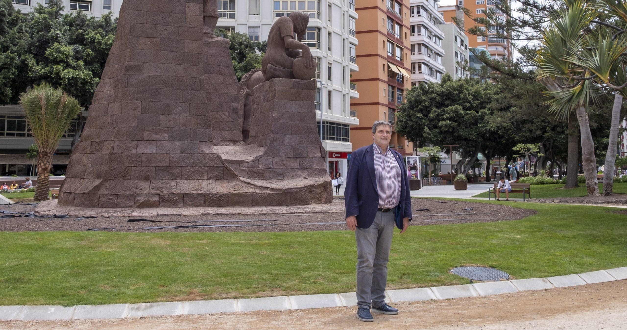 JAVIER DORESTE | CONCEJAL DE URBANISMO DEL AYUNTAMIENTO DE LAS PALMAS DE GRAN CANARIA