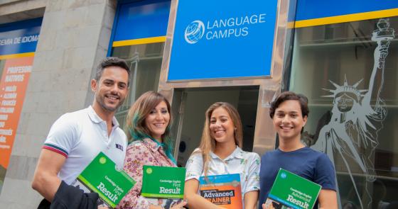 CURSOS DE VERANO DE INGLÉS EN LANGUAGE CAMPUS