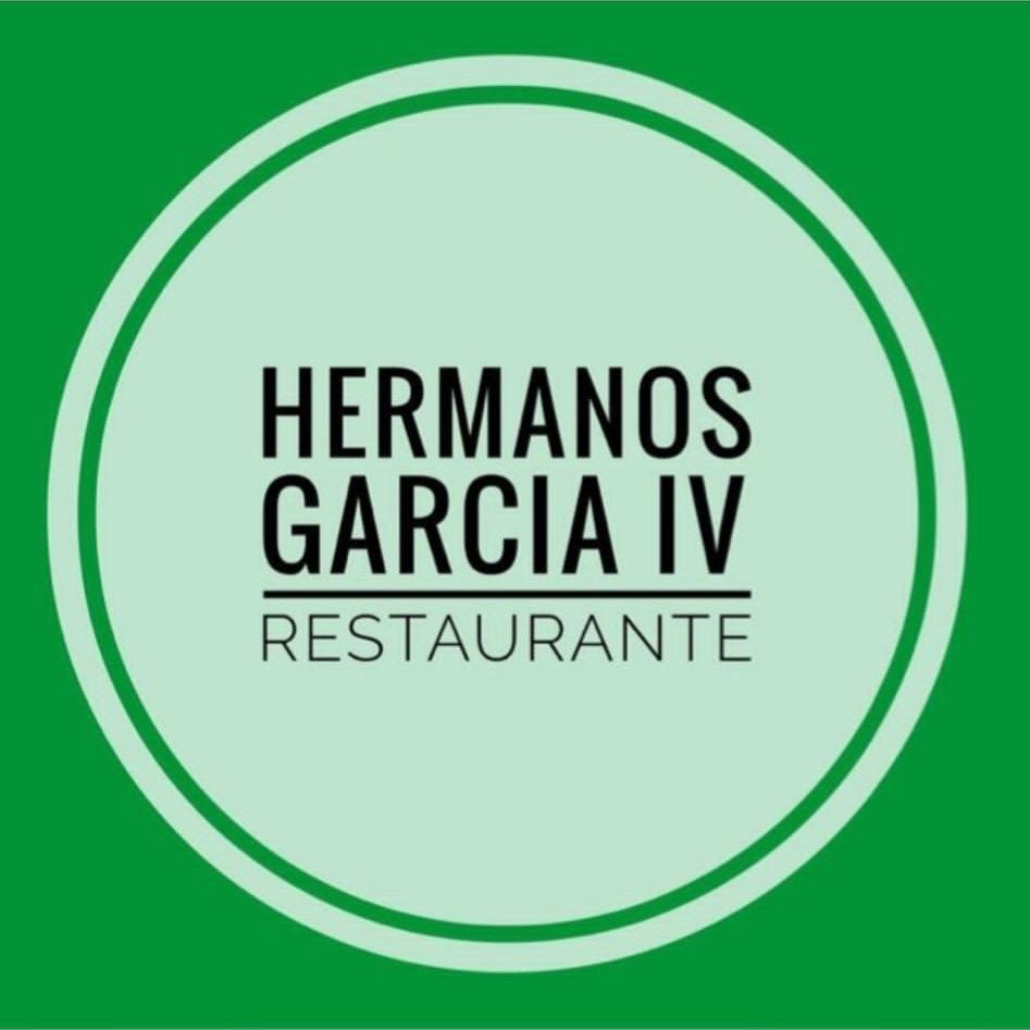 Logo restaurante Hermanos García en Zona Mesa y López
