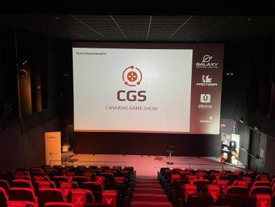 Canarias Game Show 2021 - Galaxy Center