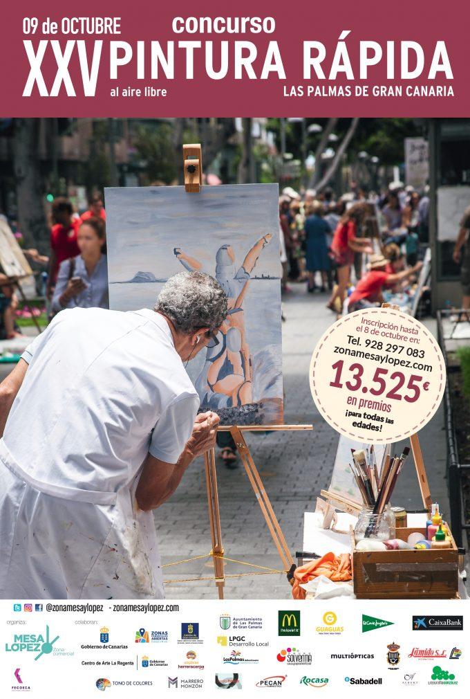 CARTEL CONCURSO PINTURA 2021 Zona Mesa y López